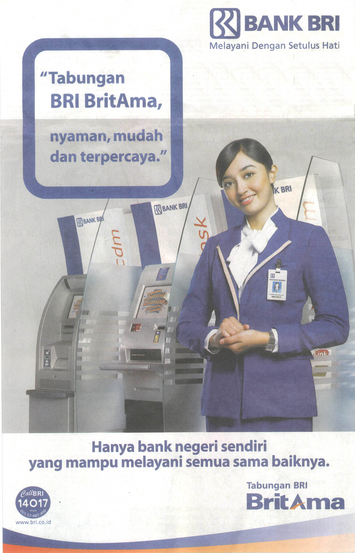Iklan_BRI_Kompas_30-01-2010