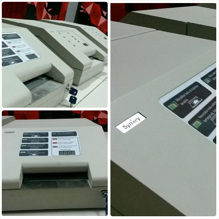 Synkey Automatic Passbook Printer