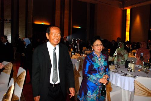 Ir. Ciputra & Dr. Matha Tilaar