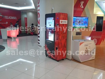 vending machine Gandaria City